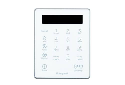 xfinity home security keypad not working